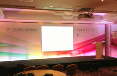 Conference Backdrops